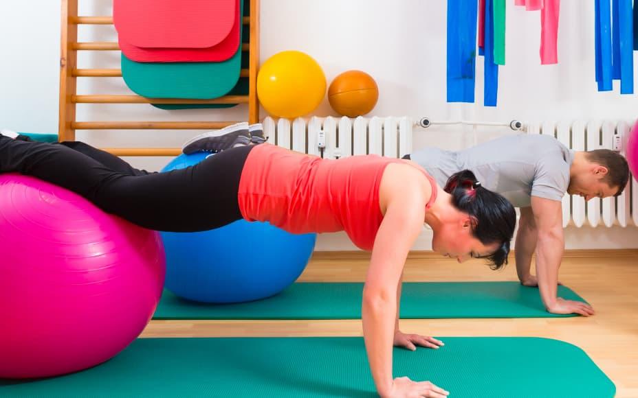 Physiotherapie Chemnitz - unsere Kurse in der Übersicht
